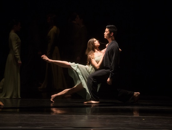 Pina Bausch Returns to Juilliard