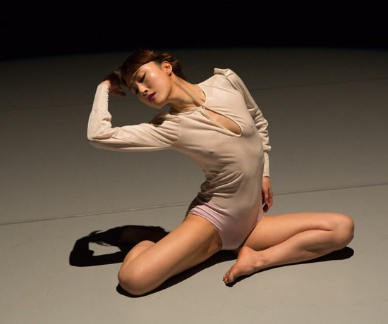 Hyerin Lee in Lee Scher and Saar Harari's Princess Crocodile. Photo: Yi-Chun Wu