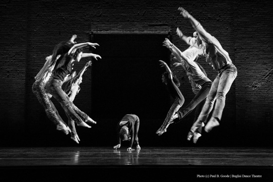 Jacqulyn Buglisi's Butterfiies and Demons. Photo: Paul B. Goode