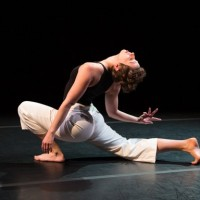 Eleanor Smith in Ivy Baldwin's Oxbow. Photo: Yi-Chun Wu