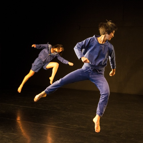 (L to R): Molly Lieber and Mina Nishimura in This. Photo: Yi-Chun Wu