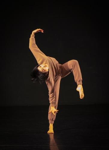 Mina Nishimura in This. Photo: Yi-Chun Wu