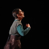 Meredith Monk in her On Behalf of Nature. Photo: Julieta Cervantes