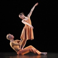 Michael Trusnovec and Eran Bugge in Paul Taylor's Esplanade. Photo: Paul B. Goode