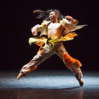 Cedar Lake's Matthew Rich in Richard Siegal's My Generation. Photo: Yi-Chun Wu