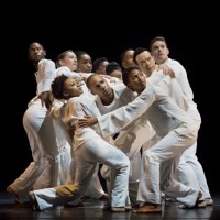The Ailey Dancers Welcome In the Holidays