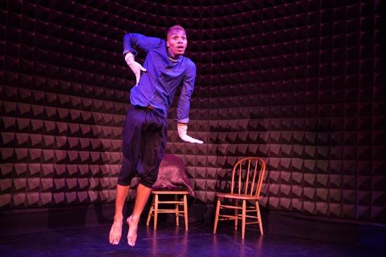 Sy Gaskin in Amber Sloan's Yma Dream. Photo: Yi-Chun Wu