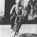 einstein-on-bikes