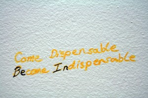 BecomeIndispensable