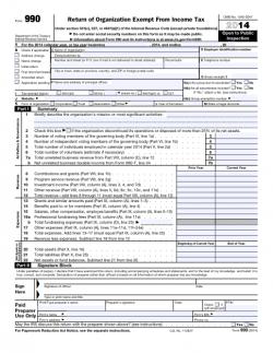 IRS_Form990-2014
