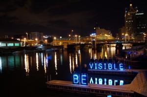 CC Light Brigading via Flickr