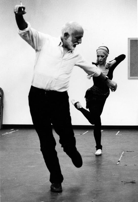 The NYC Ballet fetes Robbins\'robbins city