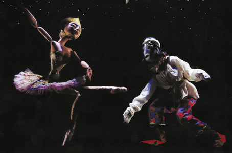 Ballerina and Petrushka from Basil Twist's Petrushka photo by Steve J. Sherman.jpg