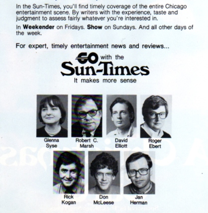 Once Upon a Time at the Chicago Sun-Times