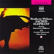 'Sacred Elephant' by Heathcote Williams [Naxos]. Read, unabridged, by the author.