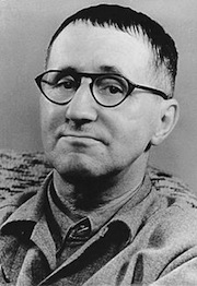 <center>Brecht  Never Taught at Podunk College</center>