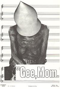 'Score' © by Norman 0. Mustill, from 'Twinpak' [Nova Broadcast Press, 1969)