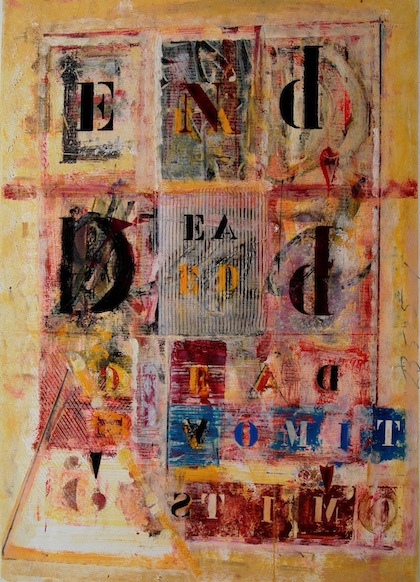 'omit dead ends' © 2005 by Gerard Bellaart