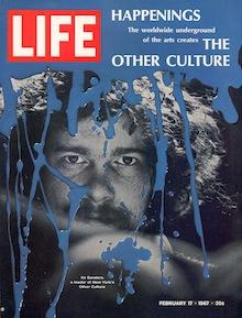 Life Magazine cover Feb-17-1967