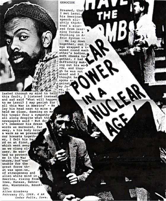 From VDRSVP#2 (enhanced with Amiri Baraka photo)