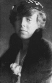 Margaret Anderson, founder of The Little Review. (Click for more info.)