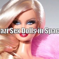'It's a Barbie World, or Nazi Sex Dolls in Space' by Heathcote Williams