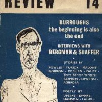 'Burroughs in London' by Heathcote Williams