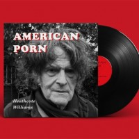 'American Porn' by Heathcote Williams, on vinyl