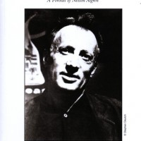 TICKET TO NEW JERSEY: A Portrait of Nelson Algren [Cold Turkey Press, 2014]