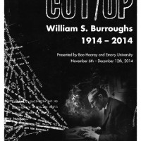 Last Call for the Burroughs Cut/Up Show