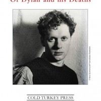Cover 'Of Dylan and his Deaths' [Cold Turkey Press, 2015]