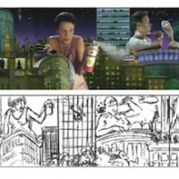 SNL-Malcolm McNeill-Storyboard