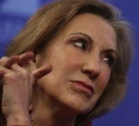 Carly Fiorina, Untethered Gasbag's Economic Adviser
