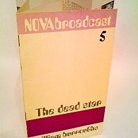 'The Dead Star' by William Burroughs [Nova Broadcast, 1969]
