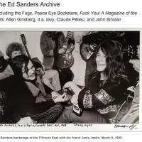 ED SANDERS archive for sale from Granary Books