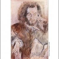 Portrait of Charles Baudelaire by Gerard Bellaart [Cold Turkey Press © 2016]