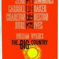 'The Big Country' poster