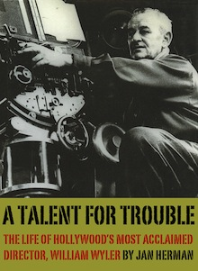 'A Talent for Trouble' ebook front cover