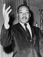 #1-- Martin Luther King Jr.