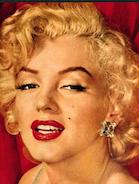 #3 -- Marilyn Monroe