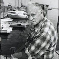 Nelson Algren [Sag Harbor, 1980]
