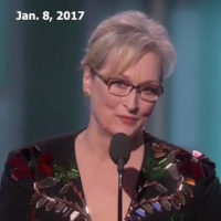 Meryl Streep's Truth to Power