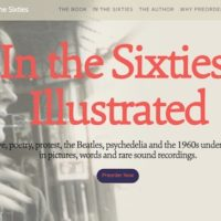 ROCKET 88 to publish 'In the Sixties: Illustrated' by Barry Miles