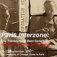 Beat Conference: 'Paris Interzone' 2017