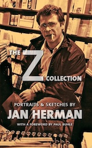 THE Z COLLECTION - Portraits & Sketches [Blue Wind Press]