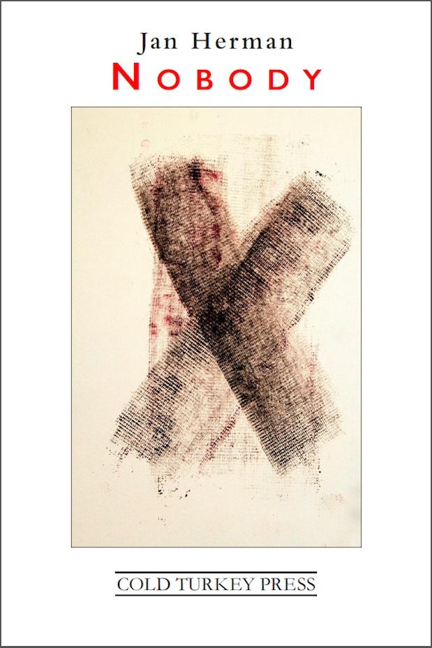 Stenciled text © by Gerard Bellaart