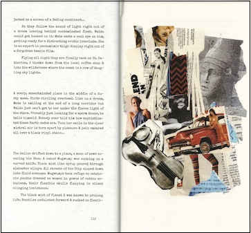 'Flesh Film' pages 112 and 113