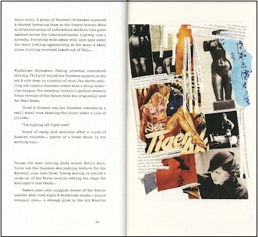 'Flesh Film' pages 96 and 97