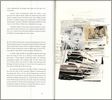 'Flesh Film' pages 82 and 83 (click to enlarge)