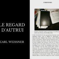 Foreword JH for LE REGARD D'AUTRUI